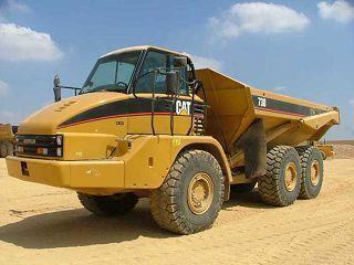 卡特彼勒 730推卸器型 非公路自卸车