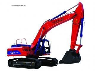 玉柴 YC330LC-8 挖掘机