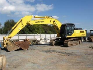 住友 SH350-3B 挖掘機圖片