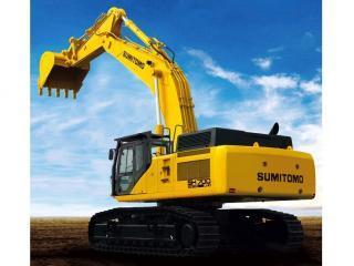 住友 SH700LHD-5大土量 挖掘机图片