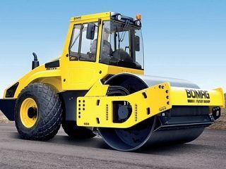 宝马格 BW203AD-4  压路机