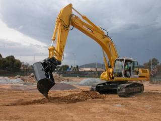 住友 SH330-3 挖掘機圖片