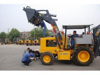 徐工 WZ20-25防爆 两头忙