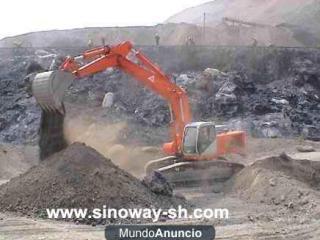 天工 CE420-6反铲 挖掘机