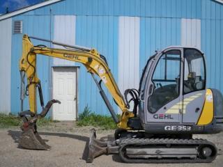 盖尔 353 挖掘机