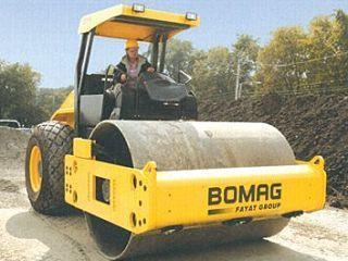 宝马格 BW211D-40 压路机