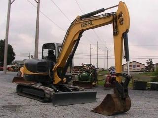 盖尔 803 挖掘机