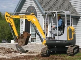盖尔 383Z 挖掘机