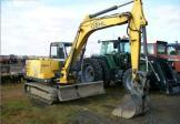 盖尔153挖掘机