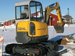 盖尔 283Z 挖掘机