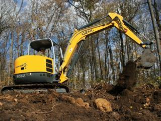盖尔 503Z 挖掘机