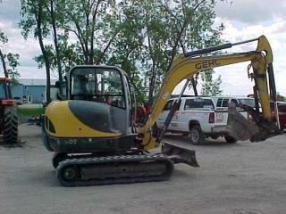 盖尔 603 挖掘机