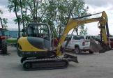 盖尔603挖掘机