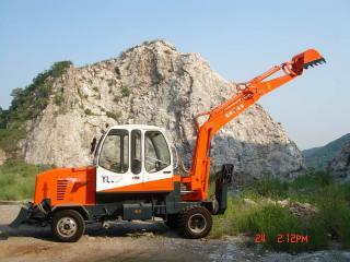 杭州永林 YL45 挖掘机