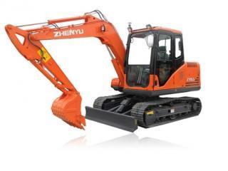 熔盛机械 ZY65 挖掘机