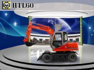 恒特重工HTL60挖掘机