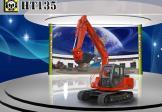 恒特重工HT135挖掘机