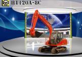 恒特重工HT120A-8C挖掘机