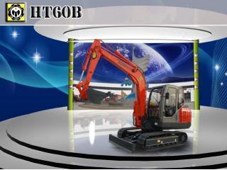 恒特重工 HT60B 挖掘机