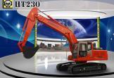 恒特重工HT230挖掘机