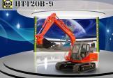 恒特重工HT120B-9挖掘机