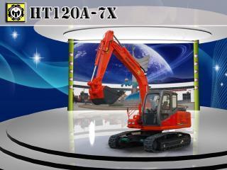 恒特重工 HT120A-7X 挖掘机