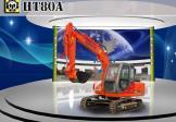 恒特重工HT80A挖掘机
