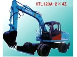恒特重工HTL120A-2-4挖掘机