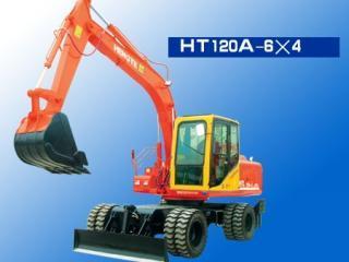 恒特重工HTL120A-6-4挖掘机