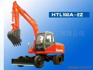 恒特重工HTL100A-2Z挖掘机