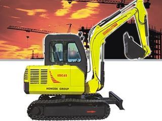 鸿达建工HDE60挖掘机