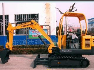 鸿达建工 HDE30 挖掘机