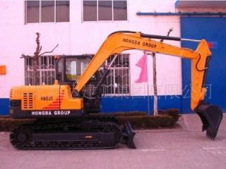 鸿达建工 HDE85 挖掘机