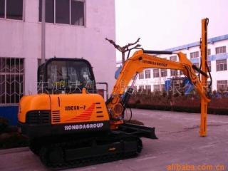 鸿达建工 HDE60-7 挖掘机