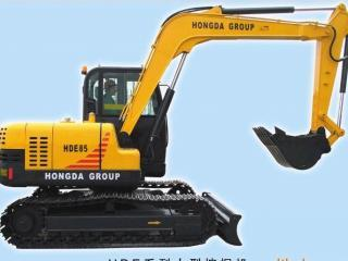 鸿达建工 HDE18 挖掘机