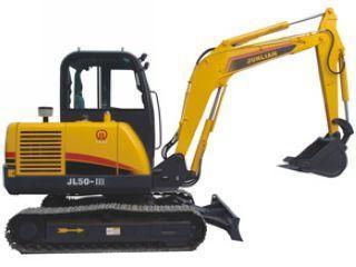 军联 JL50-III 挖掘机