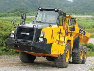 小松 HM300-2R 非公路自卸车