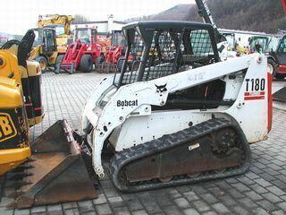 山猫 T180 滑移装载机