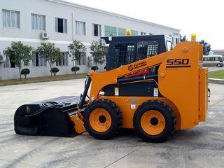 福威重工 FW550 滑移装载机