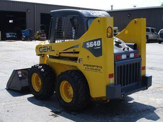 盖尔 5640E 滑移装载机