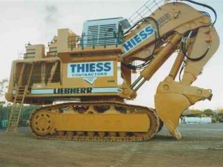 利勃海尔 R996 Litronic 挖掘机