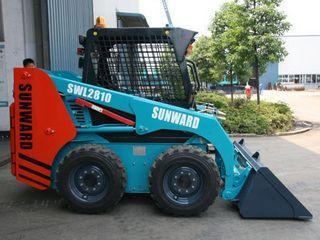 山河智能 SWL2810 滑移装载机