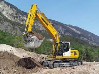 利勃海尔 R926-Litronic 挖掘机