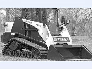 特雷克斯 PT-60 滑移装载机