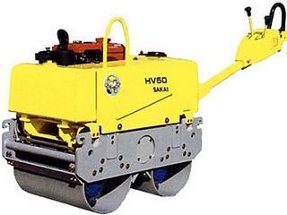 酒井 HV50ST 压路机