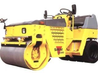 酒井 TW350-1 压路机