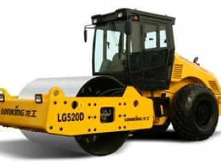 龙工 LG520D全液压 压路机