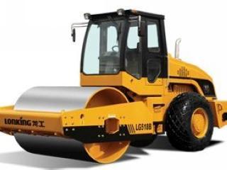龙工 LG518B机械驱动 压路机