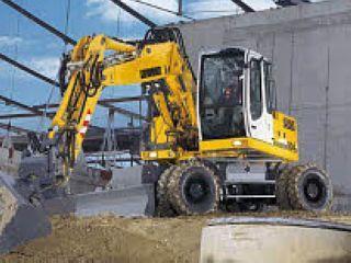 利勃海尔A904C Litronic(2.25m斗杆,5.3m动臂)挖掘机