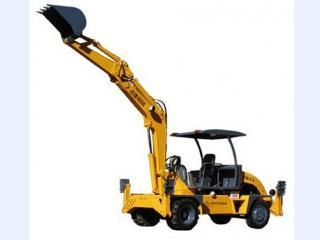 洛建 LYW4 挖掘机